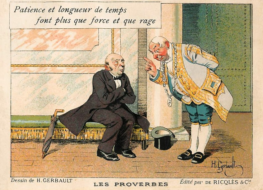 Proverbes illustrés