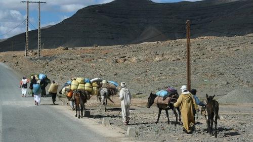 3. De Merzouga à Ouarzazate