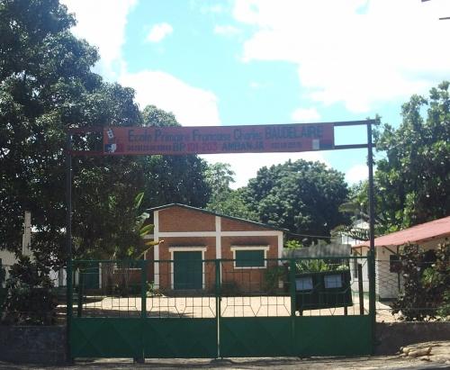 École Primaire Française Charles Baudelaire Ambanja