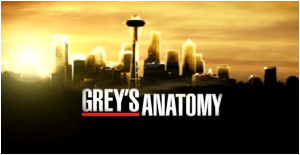 Grey's Anatomy 8x08 Heart-Shaped Box  8x09 Dark Was The Night