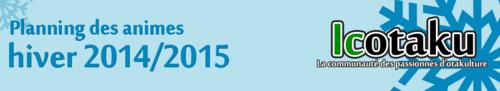 - NEWS #8 - Hiver 2014/2015