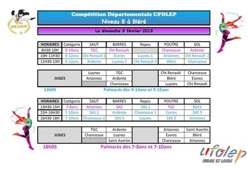 Compétition N8