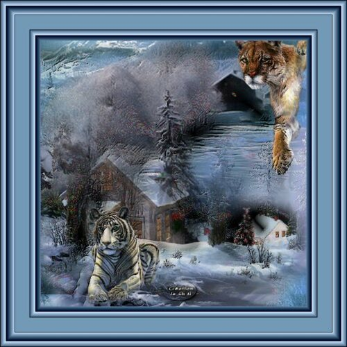 Création avec animaux