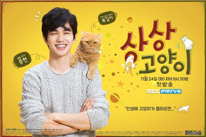 Imaginary Cat (K web drama)