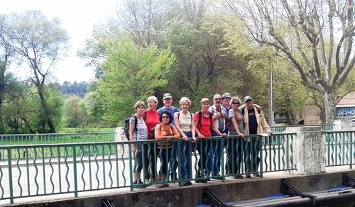 2016-04-17  2 jours à Lorgues avec Mimine et Paul