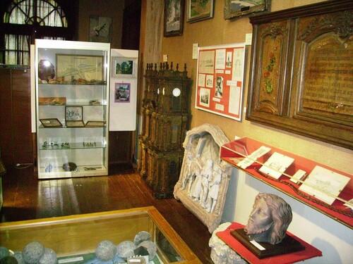 Le musée d'Hirson