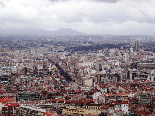 Vues de Marseille depuis Notre Dame de la Garde (photos)