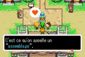 The Minish Cap - Chapitre 4 - Mont Gonggle