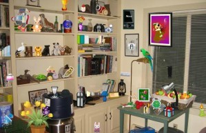 Student room - Hidden objects