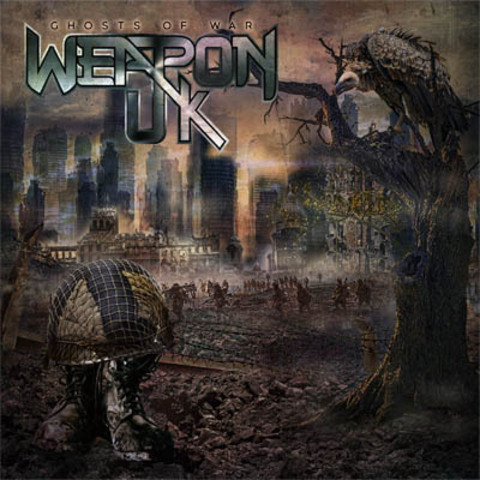 "WEAPON UK - ""Ghosts Of War"" Clip"