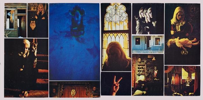 """Chris Clark : Album """" C.C. Rides Again """" Weed Records WS-801 [ US ]"""
