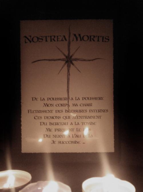 Nostrea Mortis