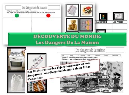 les dangers domestiques MS GS