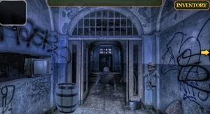 Jouer à Scary zombie house escape 2