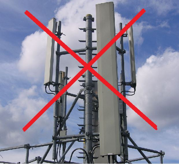 S'opposer à une antenne relais