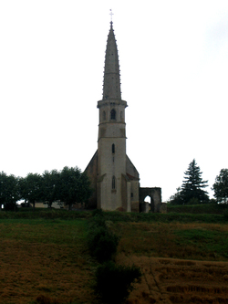 Chemins d'Arles 2008 - Lahitte-Toupière (23km)