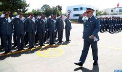 La Gendarmerie Royale célèbre le 63è anniversaire des FAR