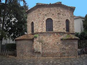 ravenne baptist re arien vue de l abside