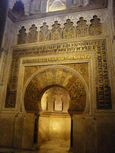 Cordoue - La Mezquita