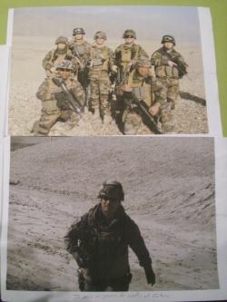 NOTRE CORRESPONDANCE AVEC DES SOLDATS FRANCAIS ACTUELLEMENT EN AFGHANISTAN