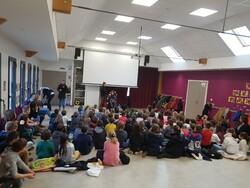 Témoignage l'école  Saint-Michel de Gênnes 28/11/19