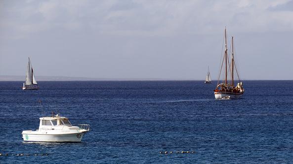 Lanzarote : Playa Bianca