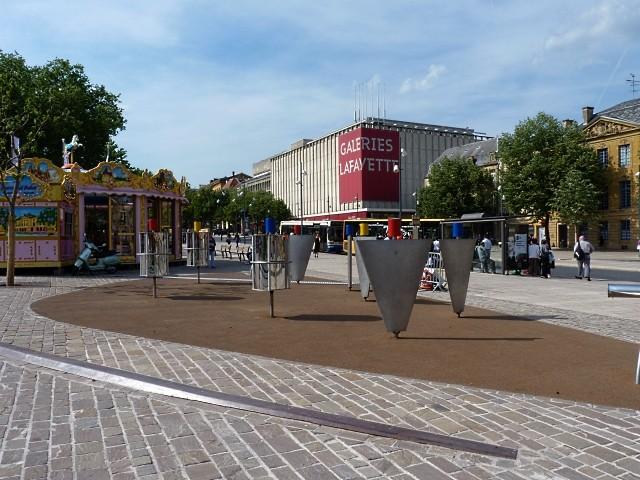 Place de la République Metz 24 Marc de Metz 2011