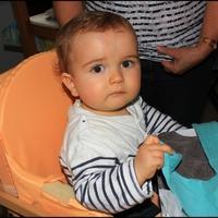 * NOVEMBRE 2ol4 : Anniversaire de mon neveu préféré NOE ^^