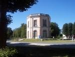 Pavillon octogonal