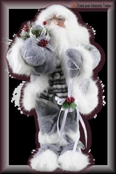 Tube figurine de Noel 2959