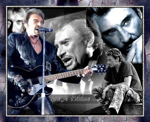 Toute le musique que j'aime *  Un hommage à Johnny  Hallyday