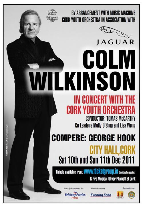 Colm Wilkinson - 2011