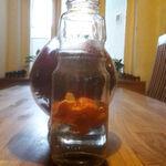 Nettoyant ménager à base de mandarine