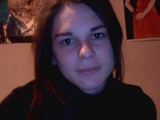 Moi narcisse avec ma web cam ^^