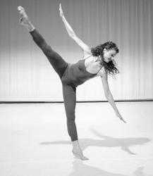 Guérir le corps d'un danseur