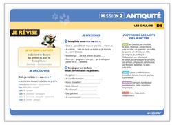 Filou dictées CM1 de Séverine par Sedrap