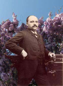 Claude GARNIER °1859 † 1905