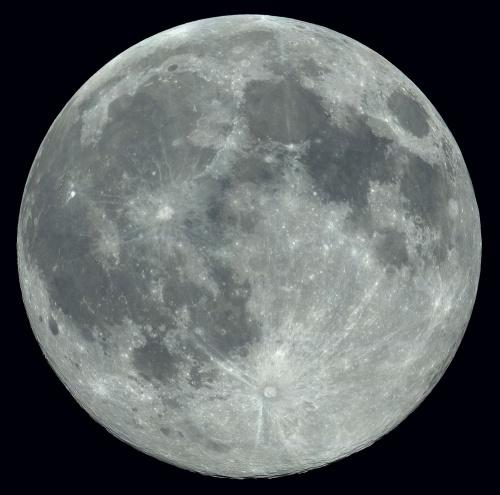 Notre satellite, la Lune
