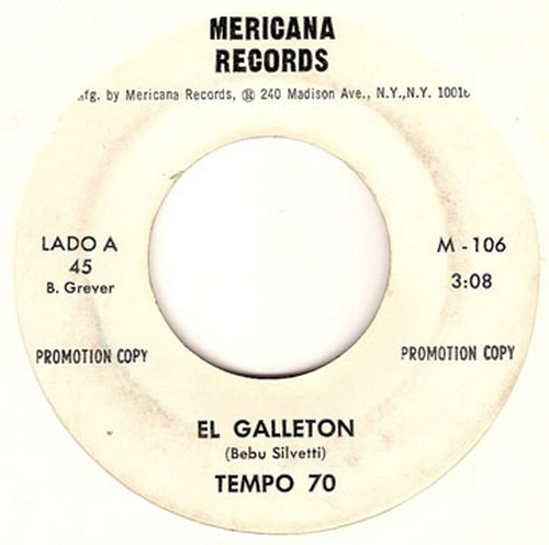 Tempo 70 : El Galleton