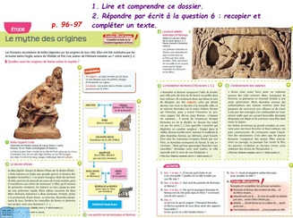 Rome, du mythe à l'Histoire