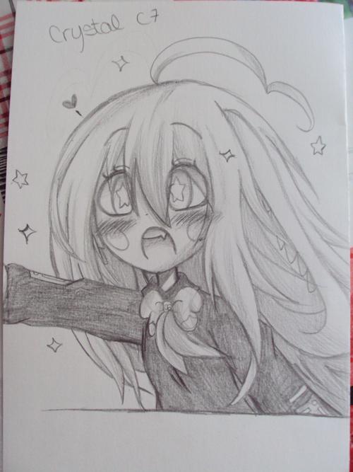 [Emoji Challenge] Drawing n°8 - Crystal C7