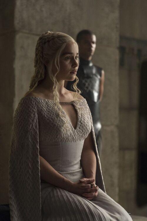 Nouvelles robes de Daenerys saison 5