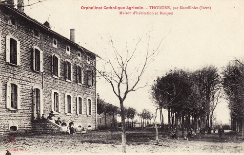 Thodure Isère