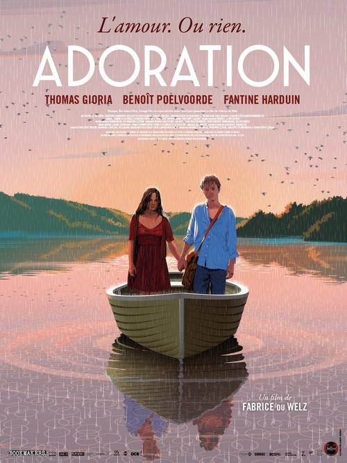 [Bande-annonce] ADORATION réalisé par Fabrice Du Welz avec Thomas Gioria, Fantine Harduin, Benoît Poelvoorde - Le 22 janvier 2020 au cinéma
