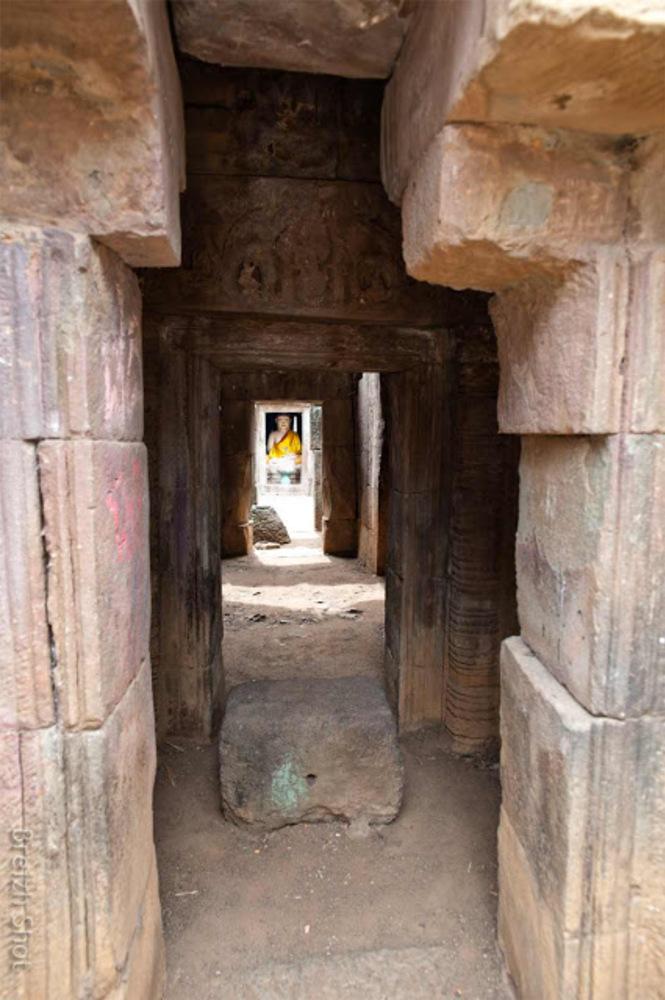 bouddha Banteay Prei Nokor