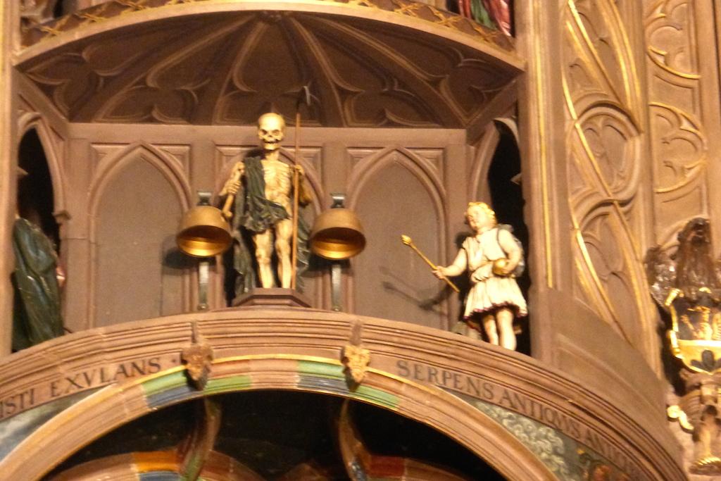 La Cathédrale de Strasbourg!