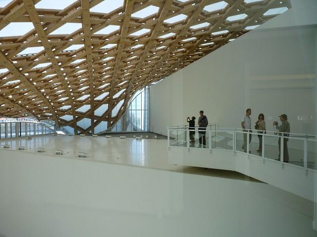ERRE au Centre Pompidou-Metz 2 Marc de Metz 2011