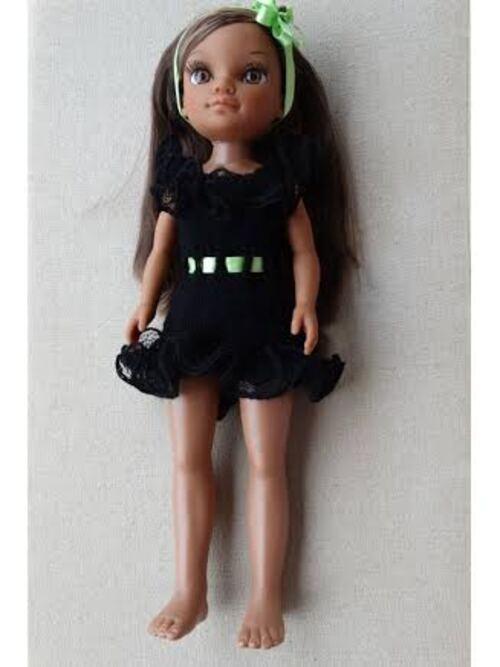 """Barbie:créations/stylistes2015 """"La petite robe noire"""" (12)"""