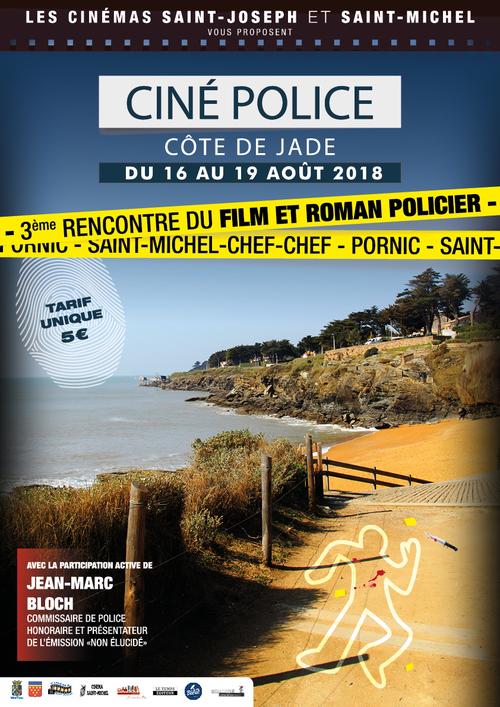 Festival CINE POLICE Côte de Jade - Pornic 2018