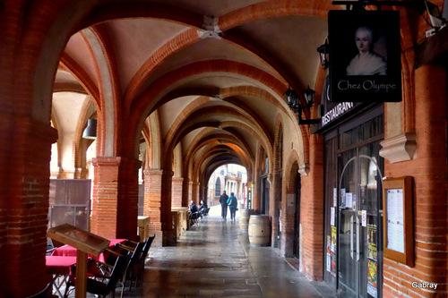 Montauban: place de la Nation